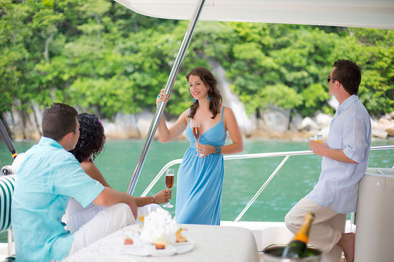 Puerto Vallarta Luxury Realty Means a Luxury Social Life too